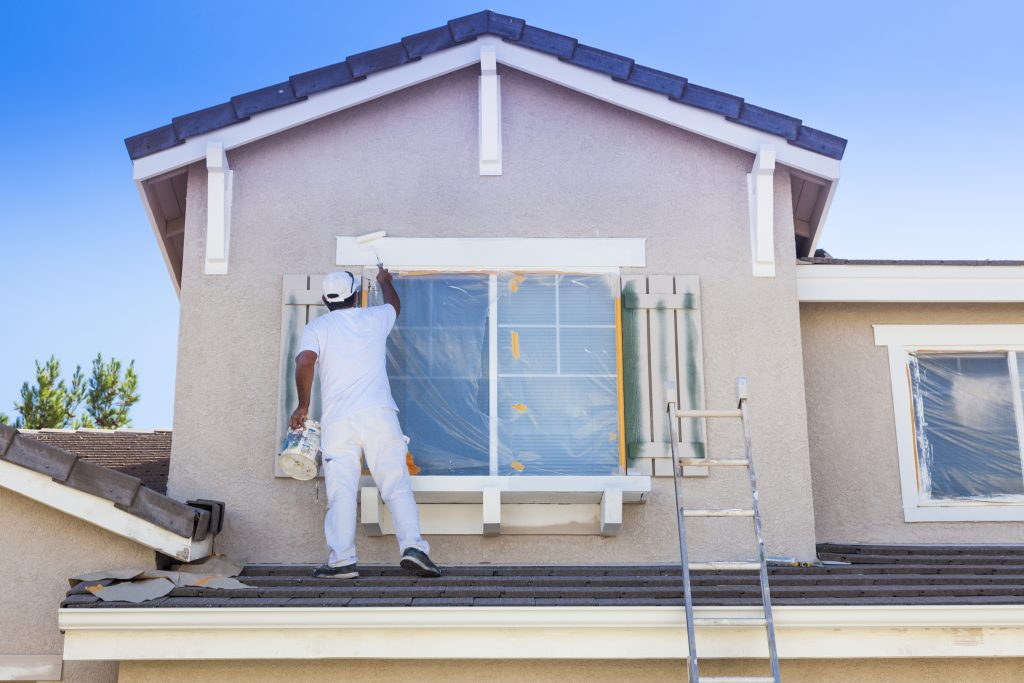 Houston Exterior Painting Contractors